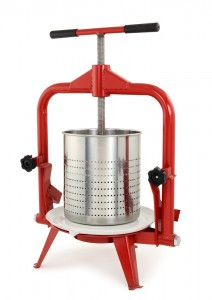 wine press stainless