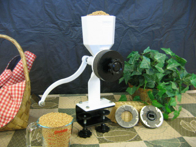 grain mill, wondermill