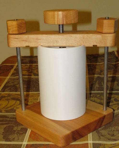 The Ultimate Cheese Press