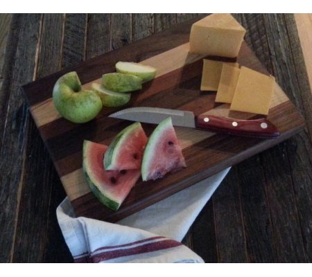 wooden cutting board, handcrafted cutting board