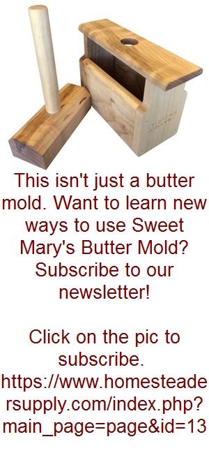 butter mold