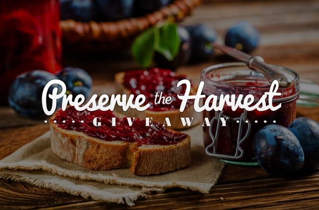 Celebrate the Harvest – Giveaway Week 1