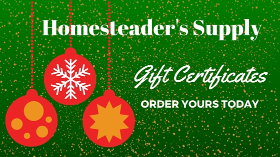 HS Gift Certificates