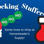 Holiday Gift Ideas – Stocking Stuffers!