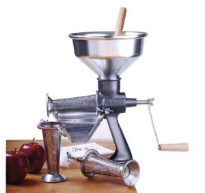 Squeezo Strainer and Sauce Maker Delux