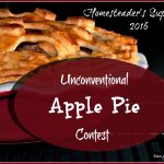 "How to Enter Our 2016 ""Unconventional"" Apple Pie Contest"