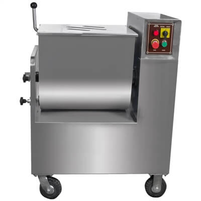 220 lb. Stainless Steel Commercial Meat Mixer
