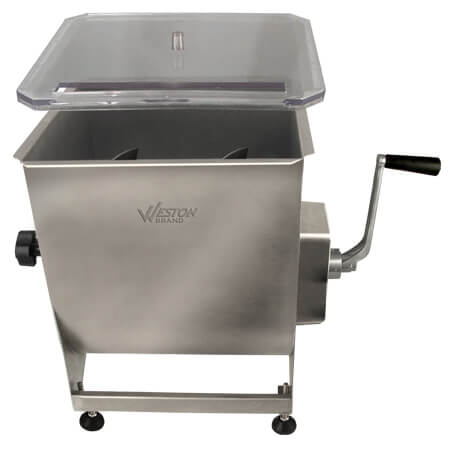Weston Stainless Steel 44 lb Meat Mixer