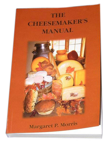 Book: The Cheesemaker's Manual