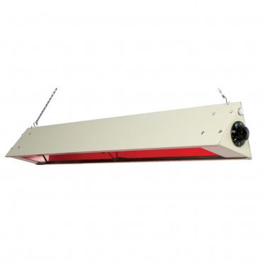 Electric Infrared Heater - RS 800 Watt