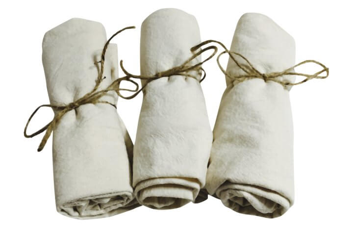 Flour Sack Towels Set of Three
