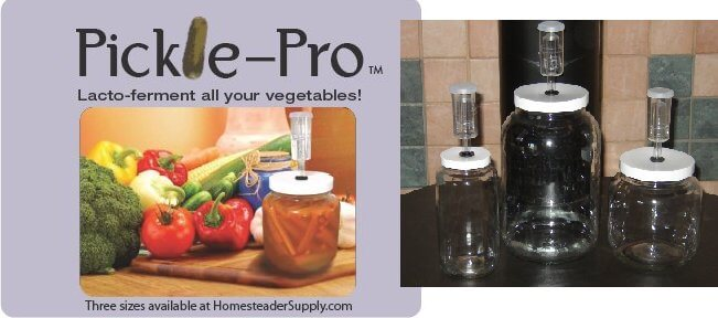 pickle-pro from Homesteader Supply