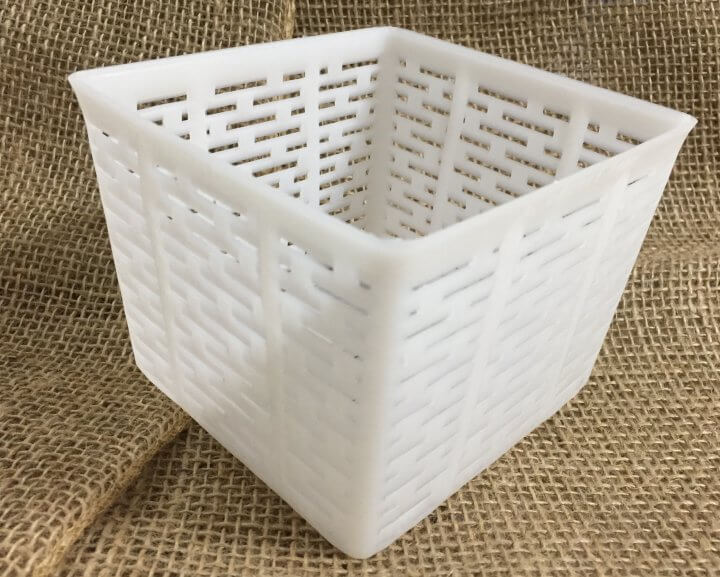 Square Soft Cheese Mold