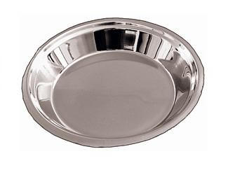 Stainless Steel 9 inch Pie Pan - Set of Two