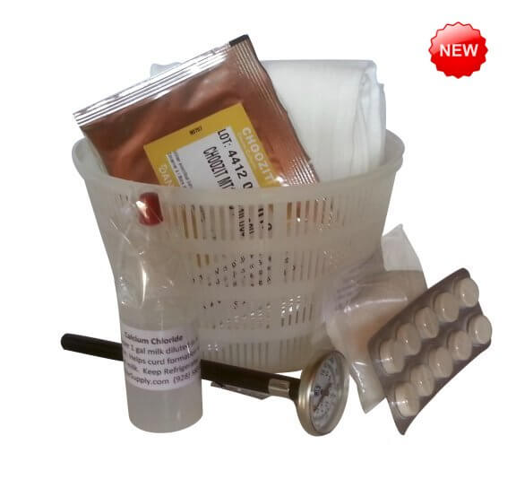 Feta Cheese Making Kit