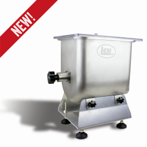 Big Bite Fixed Position Meat Mixer - 25 lb. Capacity