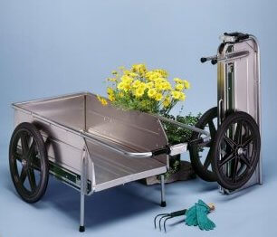 Aluminum Folding Cart