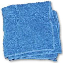Dairy Towels Blue Microfiber - Package of 10