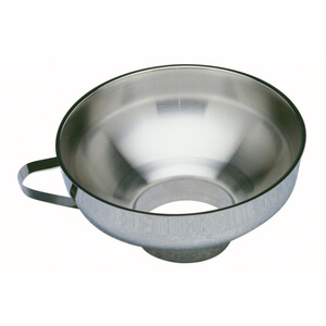 Canning Funnel Wide Mouth Stainless Steel