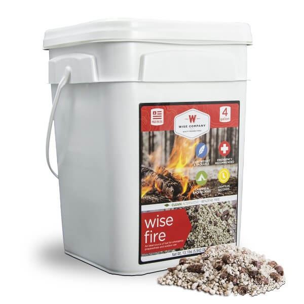 Wise Fire Fuel Source