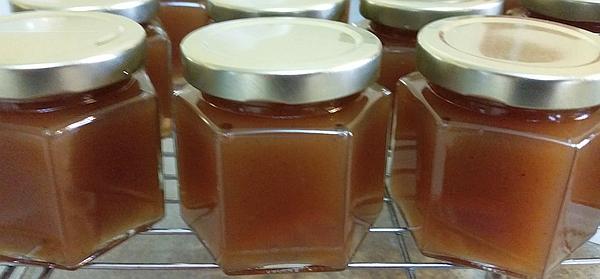 apple cider jelly recipe