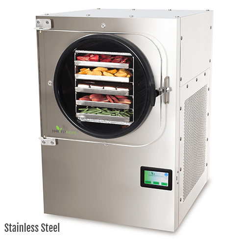 Large Freeze Dryer – Stainless Steel