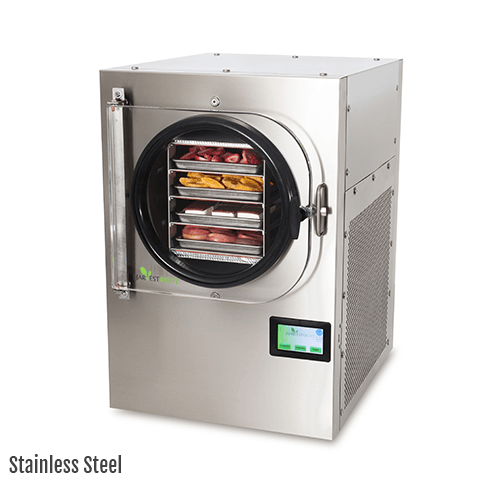 Medium Size Freeze Dryer - STAINLESS STEEL