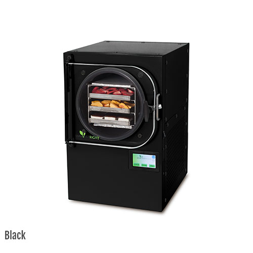 Small Size Freeze Dryer - Black