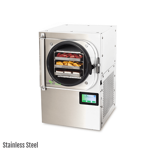 Small Size Freeze Dryer - STAINLESS STEEL