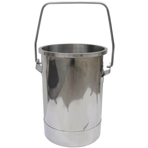 1.5 Gallon Stainless Bucket