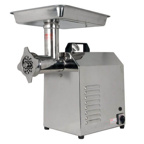 TSM Stainless Steel Electric Meat Grinder 1.5 hp