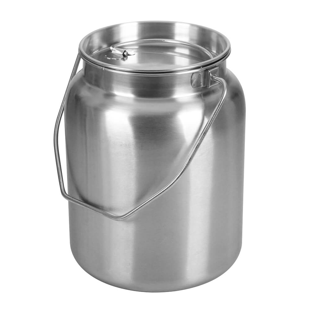 2 Gallon Stainless Steel Jug with Lid