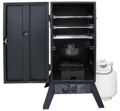 Weston Propane Gas Smoker 30 Inch