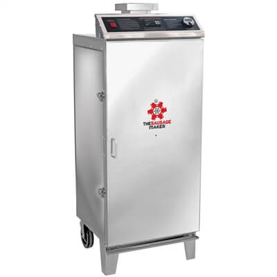 TSM 30 lb Digital Stainless Steel Smoker