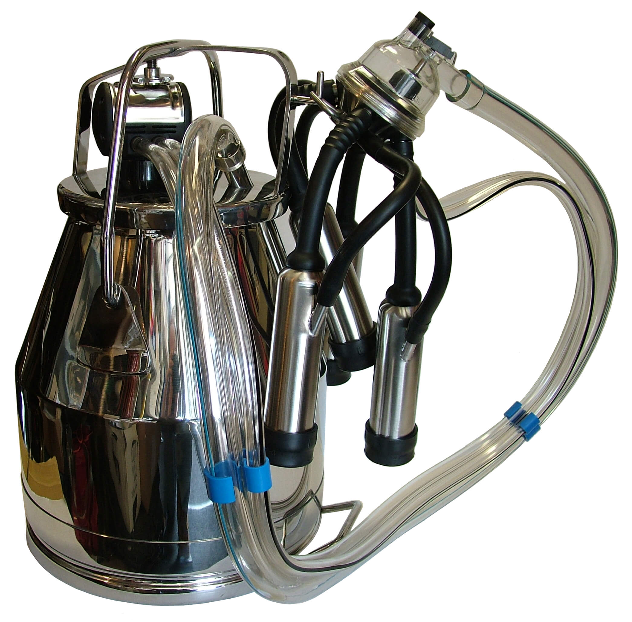 Bucket Assemblies for Cows