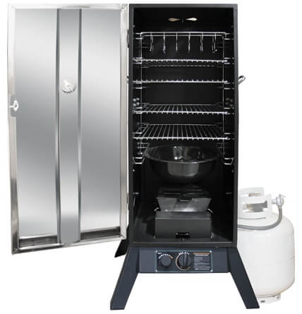 Weston Propane Gas Smoker 36 inch
