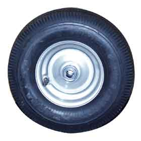 "Four Wheel Hog Hauler replacement tire - 12"" x 3 1/2"""