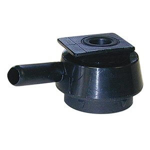 Adapter for DeLaval Bucket Lid