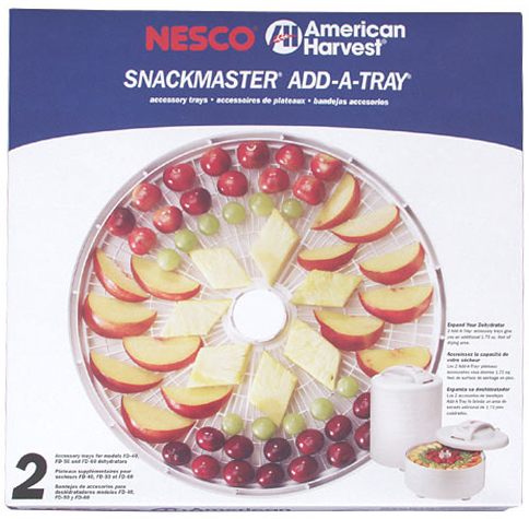 American Harvest Add-A-Tray (2 pack)