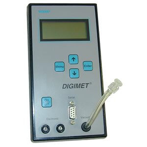 Basic Digimet 3000--English