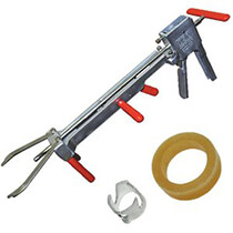 EZE Bloodless Castrator Kit