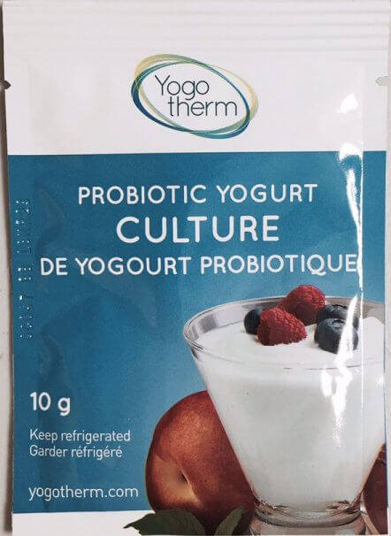 Bulgarian Yogurt Culture - 5 pack