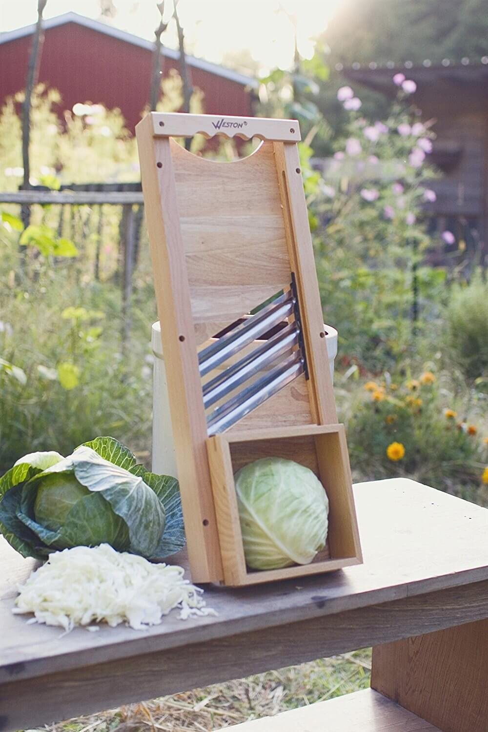 Cabbage Shredder and Vegetable Slicer