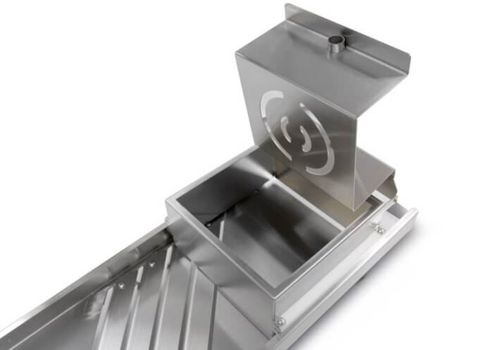 Cabbage Shredder, Stainless Steel Larger