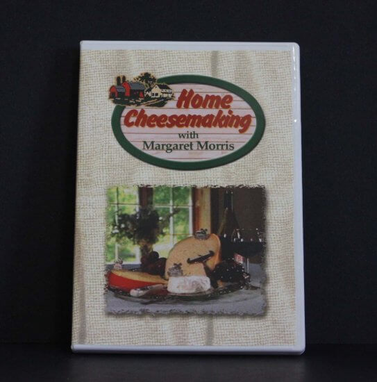 Home Cheesemaking DVD