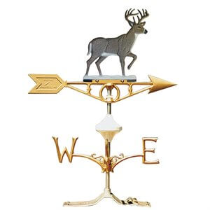 Weather Vane - Whitetail Deer