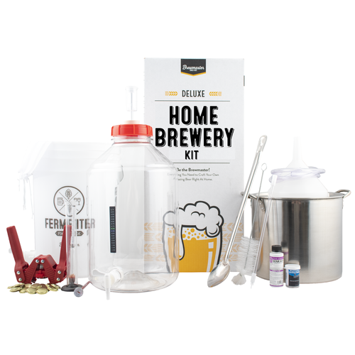 Deluxe Home Brewery Kit