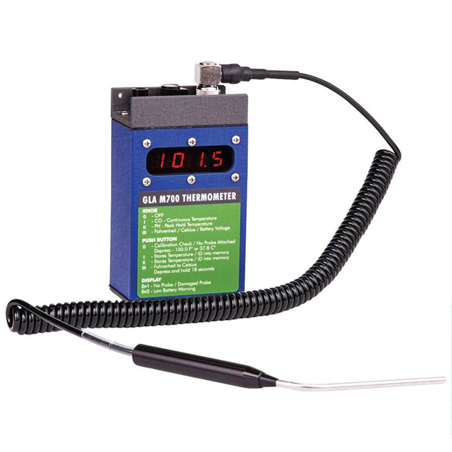Digital Veterinary Thermometer