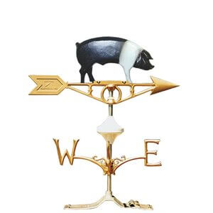 Weather Vane - Market Hog