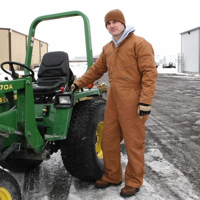 FIVE ROCK® Heavy-Duty Deluxe Insulated Coverall
